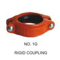 UL FM Reducing Flexible Coupling No.1N